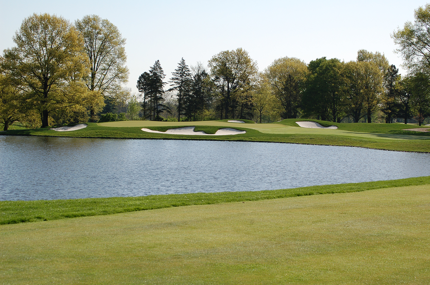 THE OHIO STATE UNIVERSITY GOLF CLUB – SCARLET COURSE